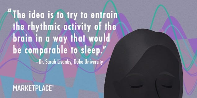 Why There's Still No Electronic Technology That Can Put You To Sleep