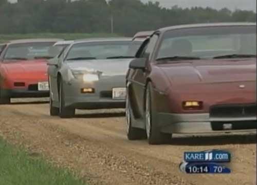 The Tyler Shipman Memorial Fiero Car Show