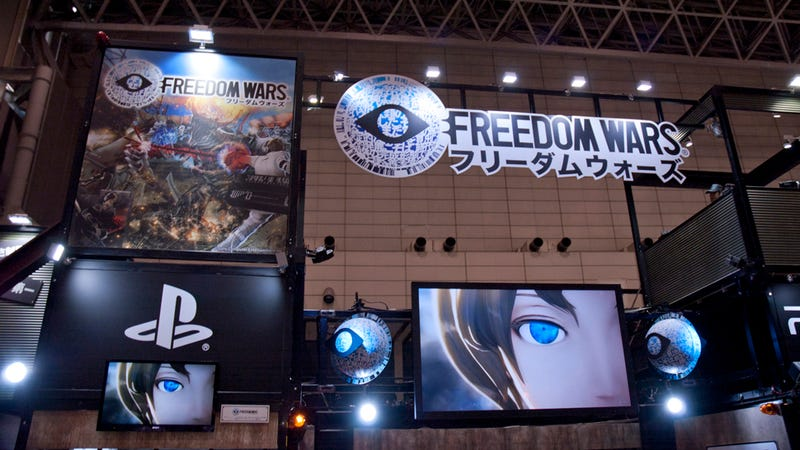 Freedom Wars Makes You Work Off a Million-Year Sentence