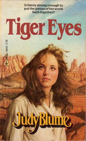 Tiger Eyes: Cuando Los Lagartijos Corren