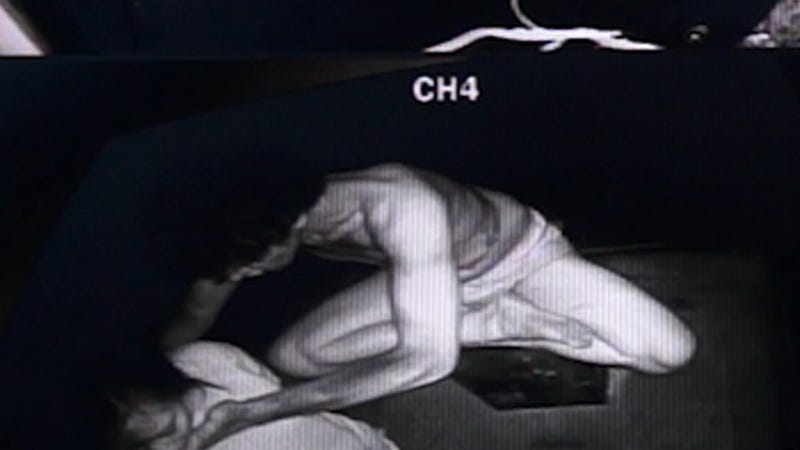 Haunted House Attraction Includes Being Touched by a Man in Underwear
