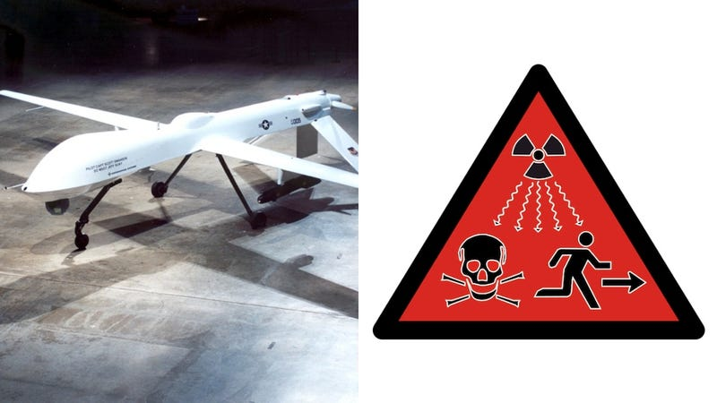 The Secret Nuclear Drone Tech Our Government Hid