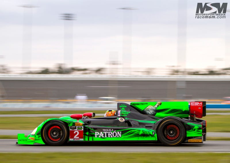 After A Long Sleep, The First Rumbles Of Racing Are Heard At Daytona