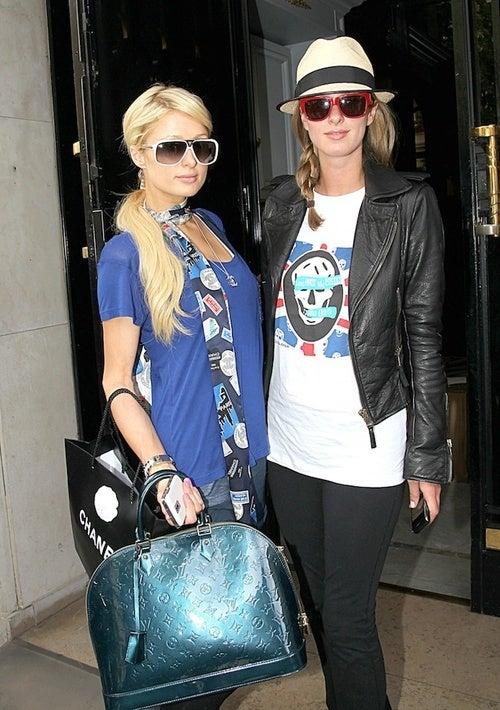 Paris Hilton Busted for Pot Again, Avoids Jail Again