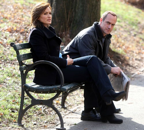 Detective Stabler: You Lookin' At Me?