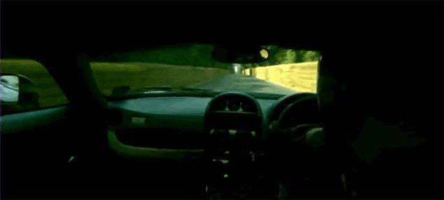 This Is A Noble M600 At Warp Speed
