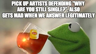 Kermit the Frog understands me...