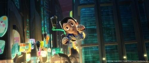 Astro Boy Bonanza