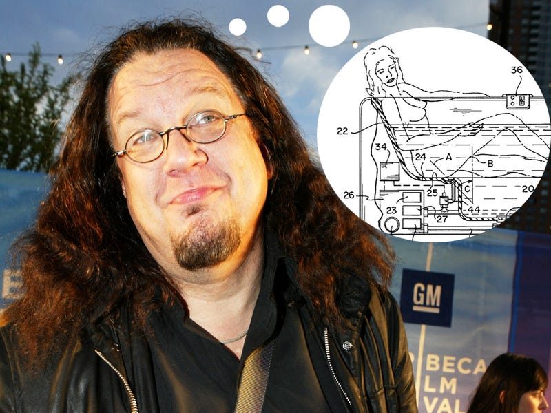 Penn Jillette's Masturbating Bathtub for Women