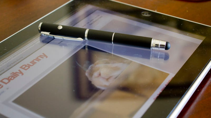 Griffin Stylus + Pen + Laser Pointer for the iPad