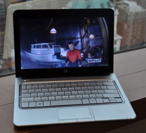 HP Mini 311 Hands-On Gallery