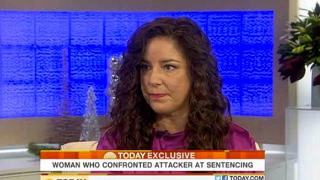 Sexual Assault Survivor Confronts Attacker: 'I Am Not The Victim, I Am The Victor'