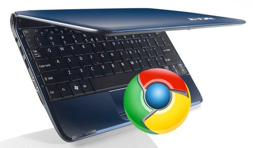 Rumor: The Google Chrome Netbook