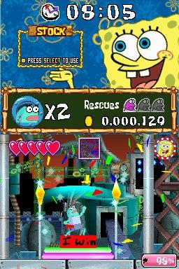 SpongeBob Drawn To Life Like Drawn To Life, But With SpongeBob