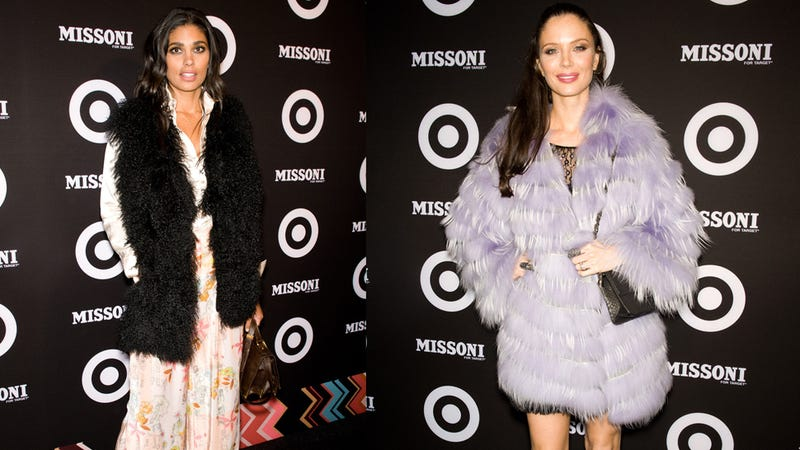One May Only Wear Missoni To A Missoni Party