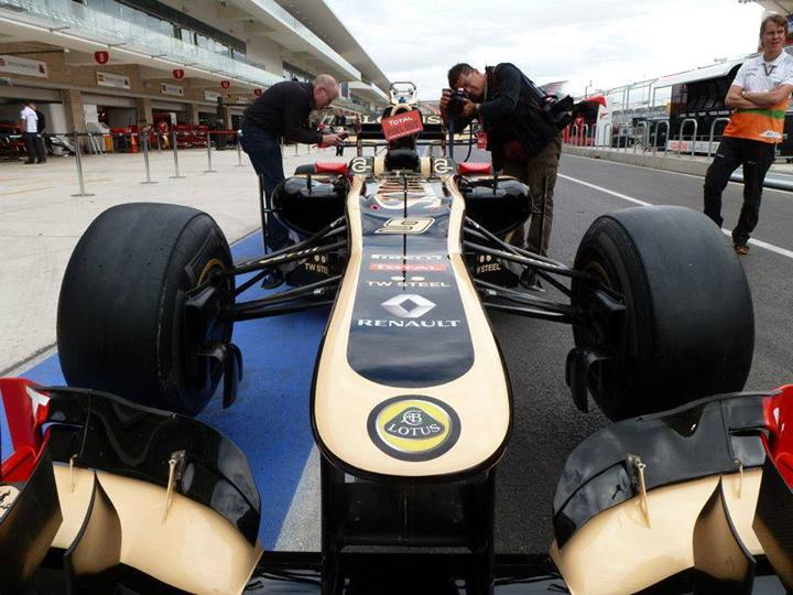 Lotus F1 Possibly Out for 2014?