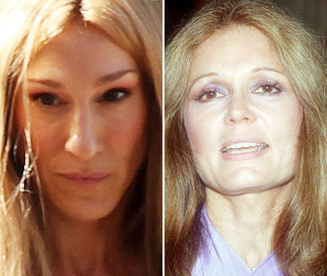 Does Sarah Jessica Parker's Face Look Different?