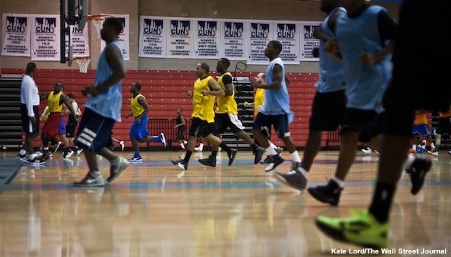 Starting In The Basement: A Day At Open Tryouts For The NBA's D-League