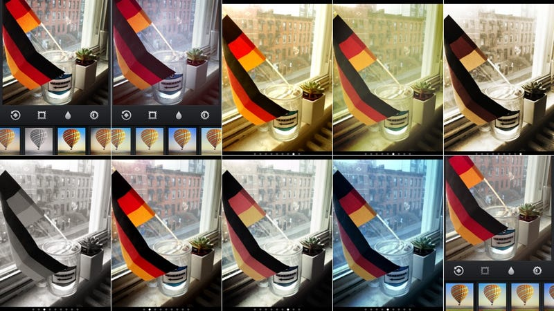 Twitter vs. Instagram: Ultimate Filter Battle Royale
