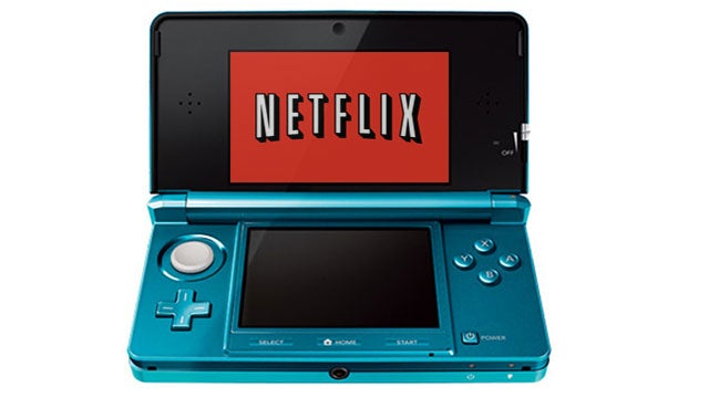 The Nintendo 3DS Will Play Your Netflix