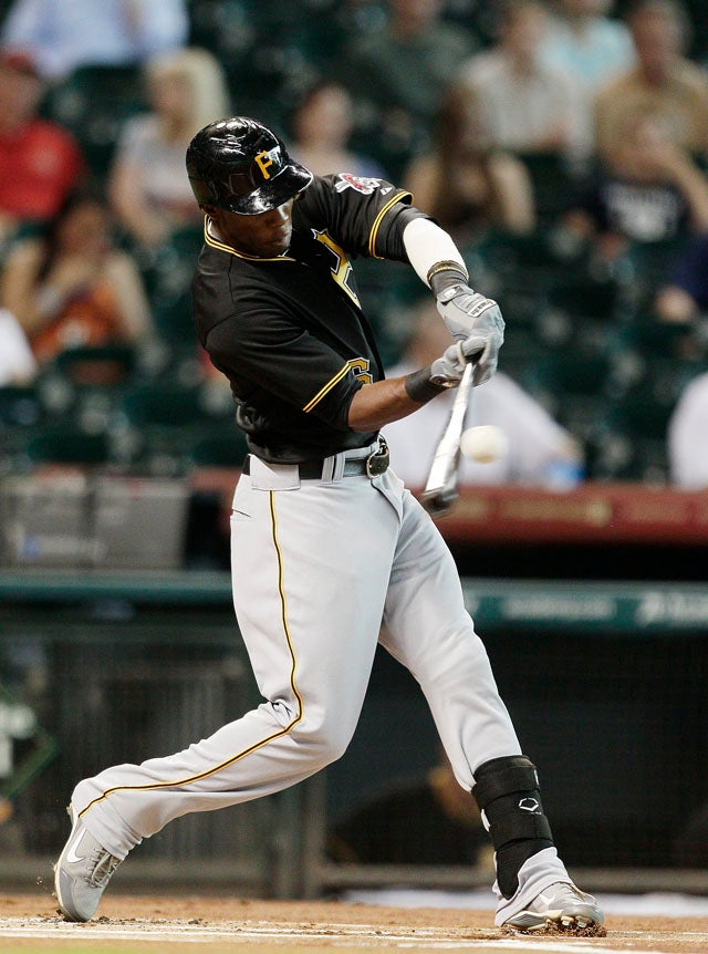 Pirates Prospect Starling Marte Made History With His First MLB Swing