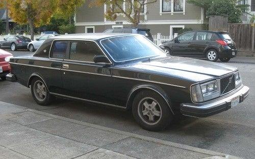 1980 Volvo 262C Bertone Down On The Alameda Street