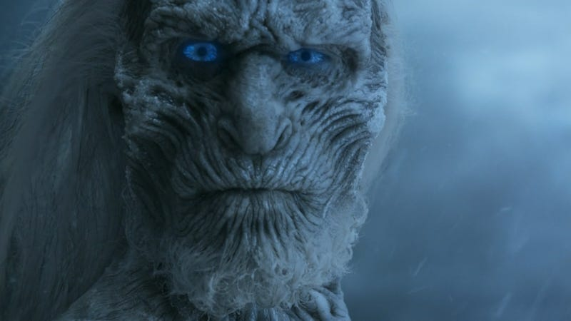Game of Threads: How to Dress Like a White Walker