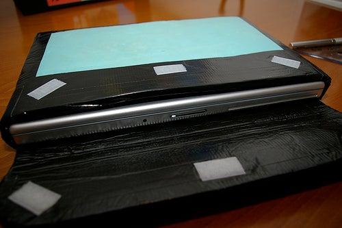 DIY MacBook Pro Sleeve Case
