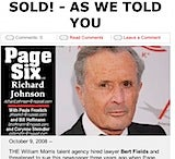 Page Six Lies About Lie