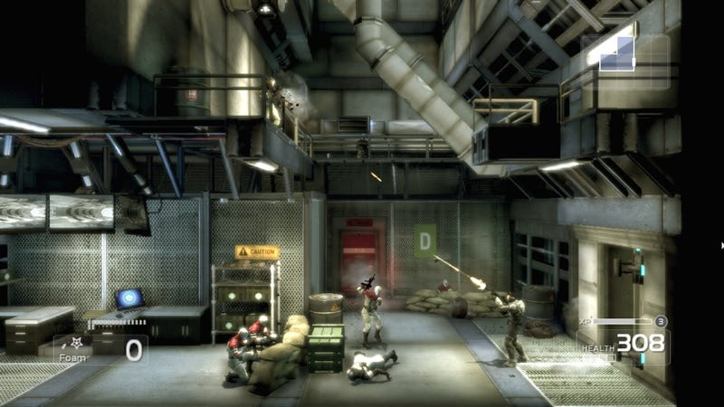 Shadow Complex Impressions: Metroidvania Made Unreal
