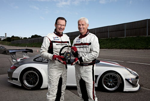 Porsche To Return To Formula One. Maybe.