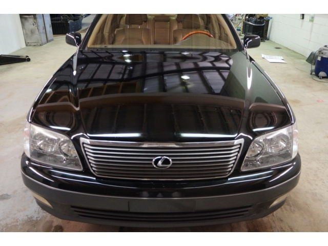 This Big Lexus Is Perfect For The Family Man On A Budget