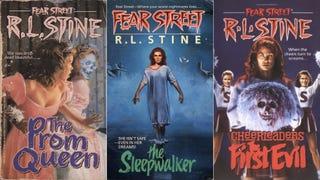 PRAISE EVIL CHEERLEADERS : R.L. Stine Writing More 'Fear Street' Books