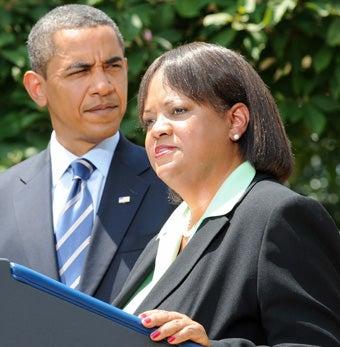 White House Turns To Head Off More Regina Benjamin Rumors