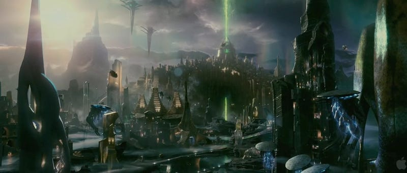 200+ Green Lantern screencaps (#3)