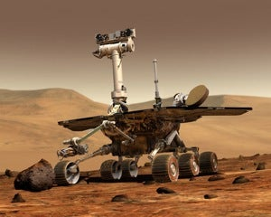 As Spirit Fades Forever, Mars Opportunity Rover Reaches New Distance Milestone