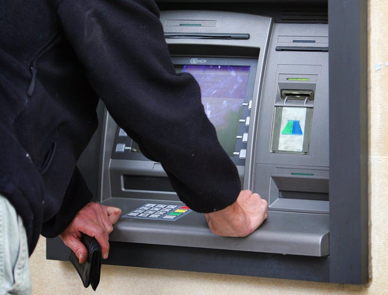 Using an ATM Is Like Sticking Your Hand in a Toilet