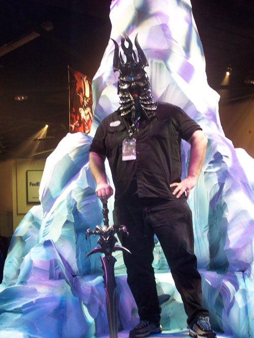 And BlizzCon 2008 Continues, As Foretold By Prophecy