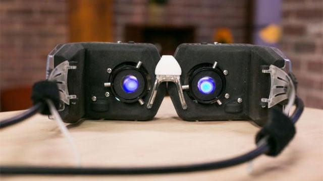 The Slightly Terrifying Alternative To Oculus Rift