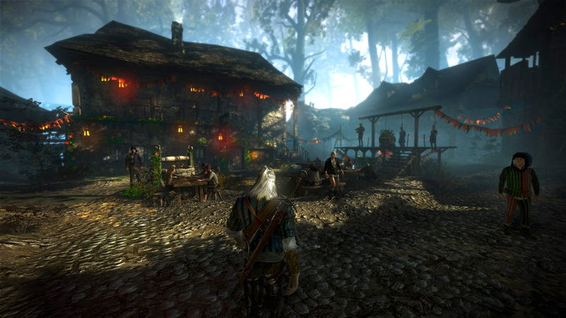 How Powerful Does Your PC Need To Be To Make The Witcher 2 Look This Good?