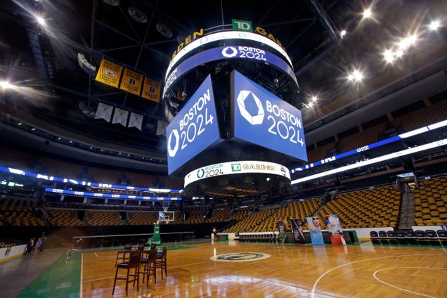 Boston May Refuse to Bid For the Olympics