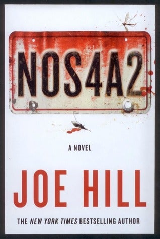 Read an exclusive excerpt from Joe Hill's scary new novel NOS4A2