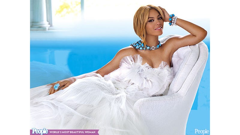Beyoncé Is People's First Black 'Most Beautiful Woman' in 9 Years