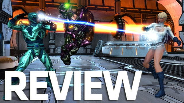 D.C. Universe Online is a Flawed but Heroic Undertaking