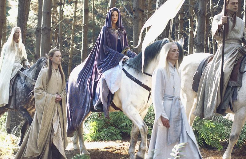 Elvish People 7 Worldbuilding Tropes...