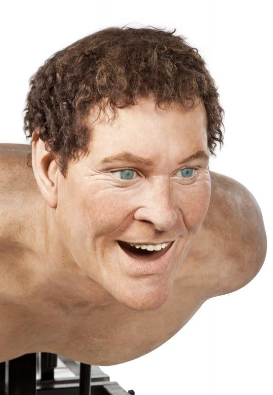 You Have Two Weeks to Bid on This Giant David Hasselhoff Mannequin