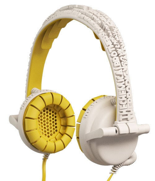 Made-to-Order Headphones Show Your Favorite Music in 3D