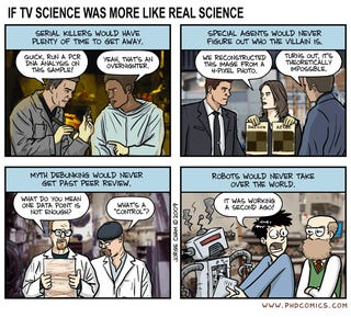 Five webcomics to read while xkcd is on hiatus