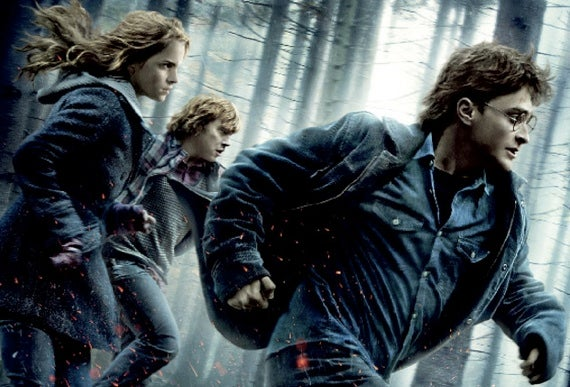 Harry Potter and the Deathly Hallows Part 1 Is Mostly Fantastic