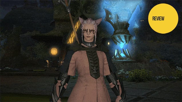 Final Fantasy XIV: A Realm Reborn: The Kotaku Review